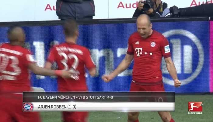 Bayern München Bundesliga Wetten