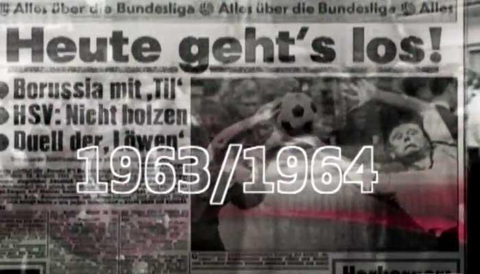 Bundesliga Saison 1 1963/64