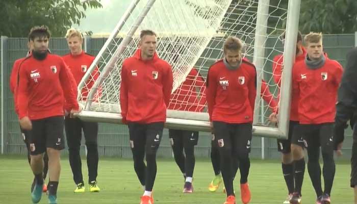 FC Augsburg Bundesliga Wetten