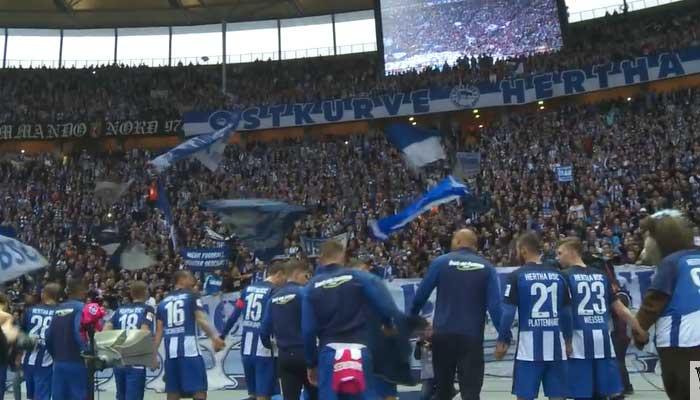 Hertha BSC Berlin Bundesliga Wetten
